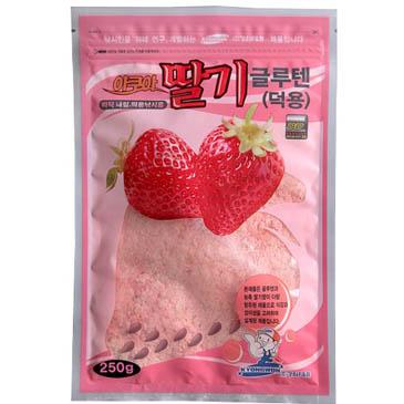 경원 아쿠아 딸기 글루텐(덕용)
